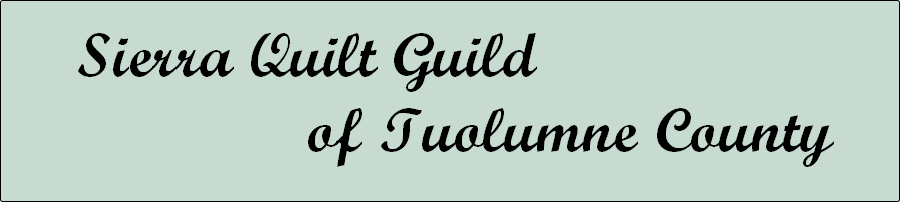 Sierra Quilt Guild 